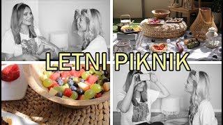 PORADNIK: Organizacja imprezy w plenerze/na balkonie | Przekąski, dekoracje, zabawy | Letni Piknik