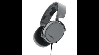 SteelSeries Arctis 3 Headset review (TWE Review #1)