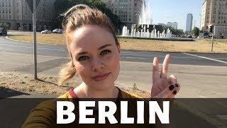 Gambar cover VLOG 19 | BERLIN, Lots of Food, best Airbnb in Berlin, & Exploring