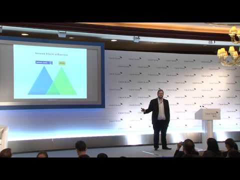 AIC 2015 Keynote: Coping With Disruptive Forces in the Digital Age
