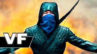 ROBIN DES BOIS Bande Annonce # 2 (2018) NOUVELLE, Taron Egerton, Jamie Foxx, Film d'Aventure