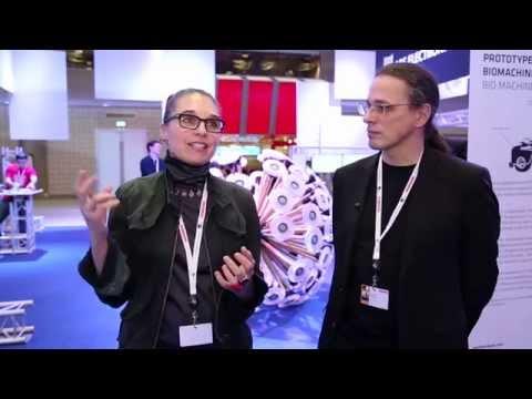 ITU TELECOM WORLD 2014 INTERVIEW: Ars Electronica