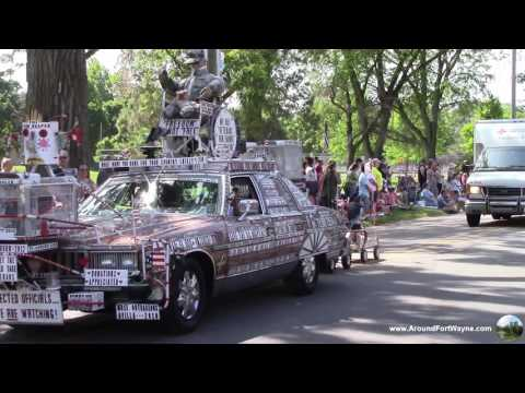 2016/05/30: Parnell Memorial Day Parade
