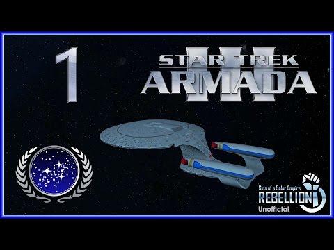 Star Trek Armada 3 (SOASE:R Mod) - The Dominion Wars Ep1