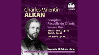 Deuxieme recueil de chants, Op. 38: No. 4. Procession-Nocturne: Andantino