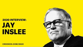 Jay Inslee full interview | Pod Save America
