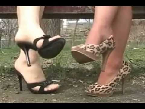 High Heels Fetish, pantyhose, stockings from YouTube · Duration:  1 minutes 21 seconds