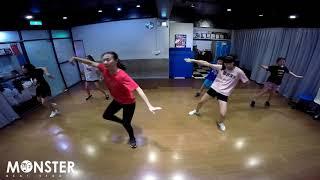 HIP HOP / 小峰老師 / 2018.08.18【MST 舞蹈教室】