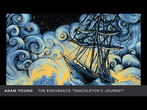 "Adam Young - The Endurance [Full Album] ""Shackleton's Journey"""