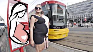 Czy Polacy ustąpią miejsca kobiecie w ciąży? - Wapniak