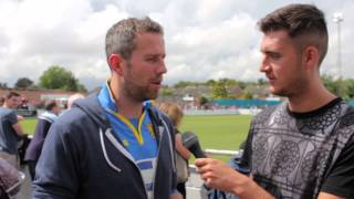 Basingstoke Town FC TV - Episode One: The Launch of the Soccer AM Stadium