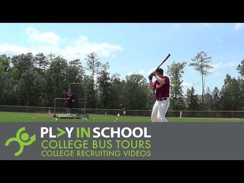 Patrick White - Hitting - Evoshield Seminoles 2016 - www.PlayInSchool.com