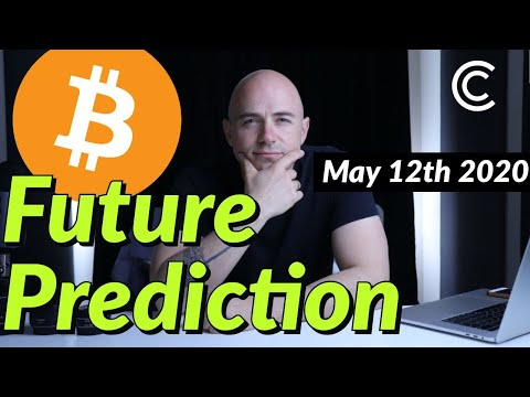 Predictions On Bitcoin - Current Bitcoin Price [May 12th 2020]