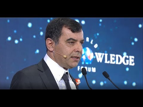 Prof. Shashua at World Knowledge Forum: Platform for Safe &