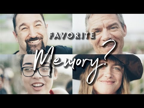 30 People 1 Question - Your favorite memory? {Day 17}