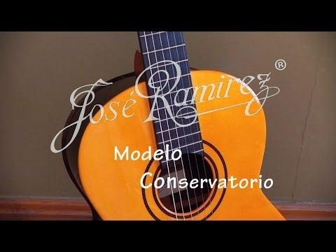 Guitars Around The World: Ramirez - Modelo Conservatorio | by Samuel T. Klemke