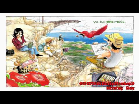 One Piece Nightcore - Shining Ray (Ending 8)