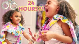 24 HOUR HANDCUFF CHALLENGE | WILL THEY LAST?!