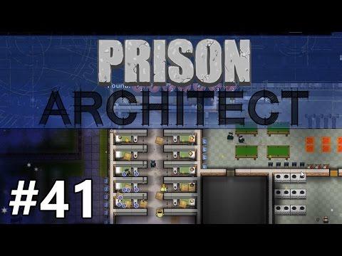 Prison Architect - Min Sec Reshuffle - PART #41