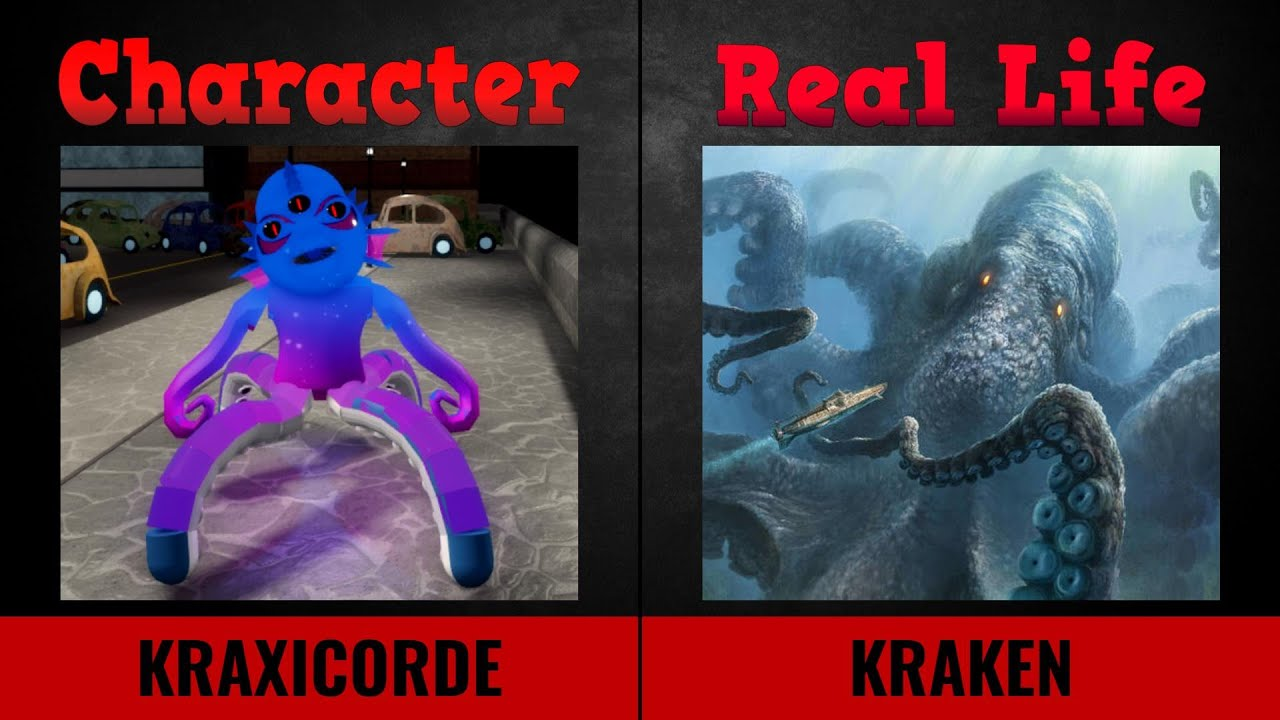 Piggy Skins vs Real Life Characters UPDATED PIGGY 2 CHAPTER 8!