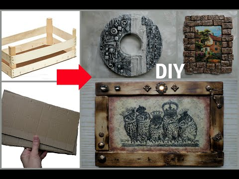 3-ideas-for-panels-from-waste-and-improvised-materials!