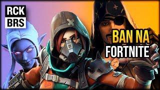 Ban na Fortnite - od lekarza!