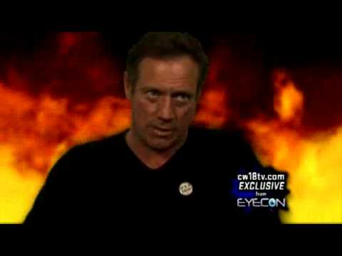 Eyecon Interview CW18 - Fred Lehne