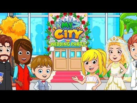 my city : حفل الزفاف مجانا