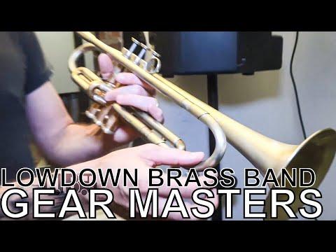 LowDown Brass Band's Shane Jonas - GEAR MASTERS Ep. 293