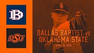 Oklahoma State Cowboy Baseball vs. Dallas Baptist