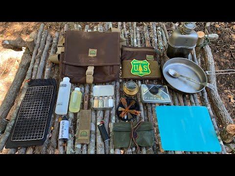 Bushcraft  Cook Kit