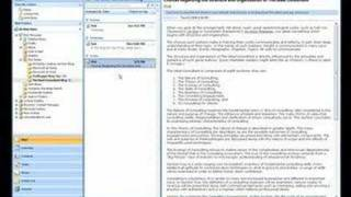 RSS Feeds in Microsoft Outlook 2007