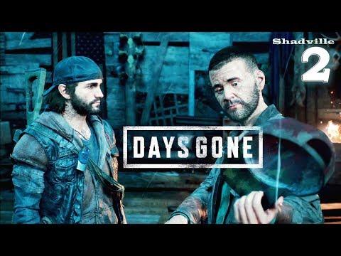 Лагерь Коупленда ▬ Days Gone. Жизнь после Прохождение #2
