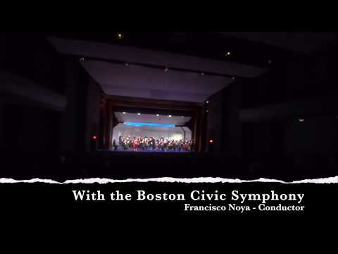 The Green Fields of France - Ciaran Nagle & Tara Novak - Boston Civic Symphony