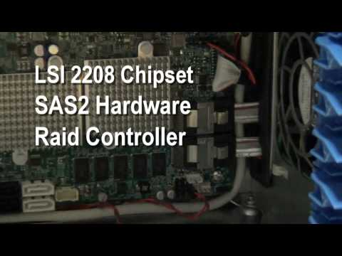 Identifying RAID disk failure modes in SuperMicro with LSI
