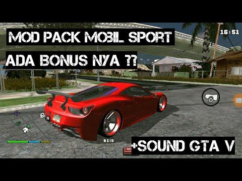 57 Mod Mobil Sport Gta Sa Gratis Terbaru