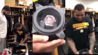 Le'Veon Bell gave $26,000 watches to his O-Line for Christmas thumbnail