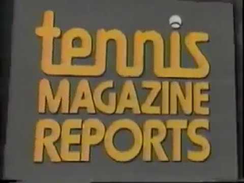 Tennis Magazine Reports promo, 1984