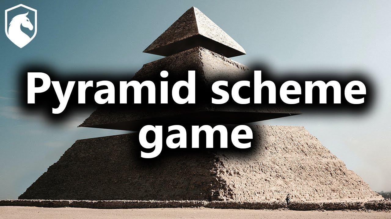 Pyramid Scheme Game (from Livestream Q&A #83)