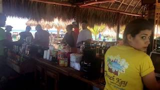 Little french key Roatan #1 attraction