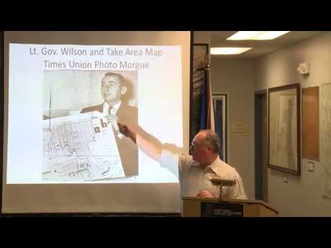 Albany County Historical Records: 98 Acres in Albany (October 2015)