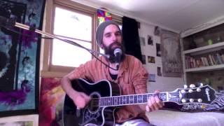 """Chris Comstock - Acoustic Cover of """"Behind Blue Eyes"""""""