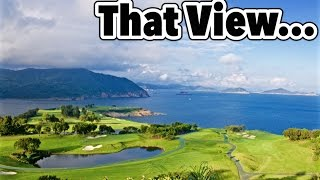 THAT VIEW... | Clearwater Bay, Hong Kong, Course VLOG | PART 1