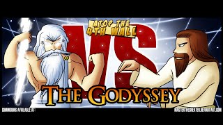 The Godyssey #1 - Atop the Fourth Wall