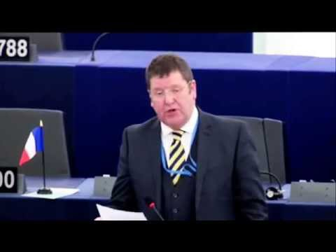 A direct link between uncontrolled immigration and terrorism - UKIP MEP Mike Hookem