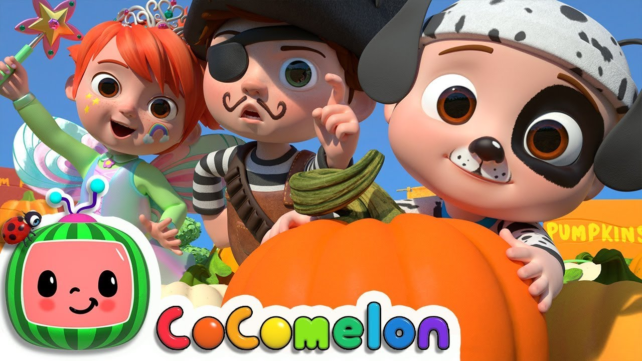Download Pumpkin Patch - Fall Halloween Song | CoCoMelon Nursery Rhymes & Kids Songs