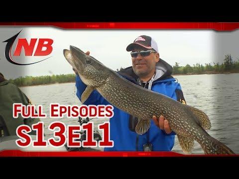 Rainy Lake Pike on Jerk Baits (Season 13 Ep 11)