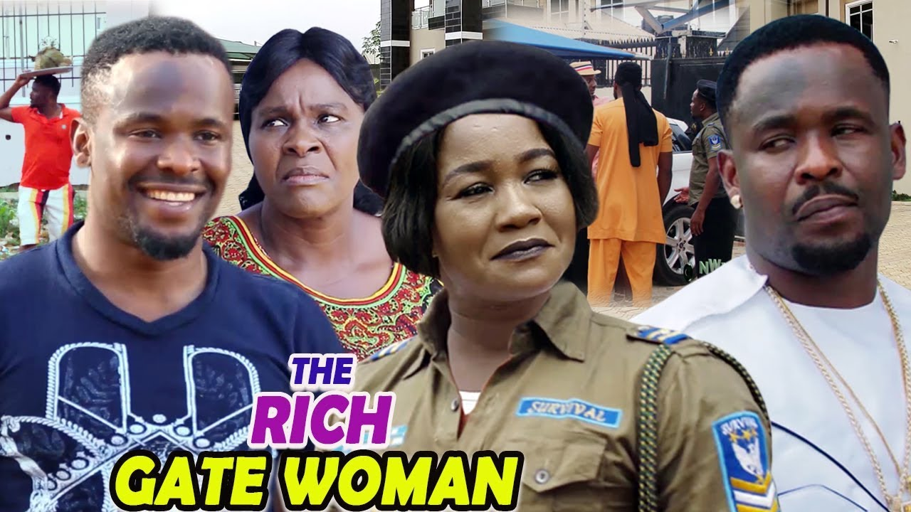 Download THE RICH GATE WOMAN SEASON 3&4 FULL MOVIE (ZUBBY MICHAEL) 2019 LATEST NIGERIAN NOLLYWOOD MOVIE