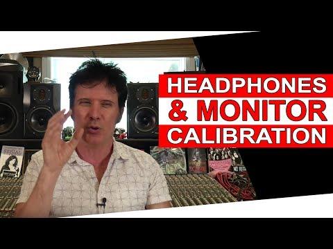 Headphones & Monitor Calibration   FAQ Friday  - Warren Huart: Produce Like A Pro
