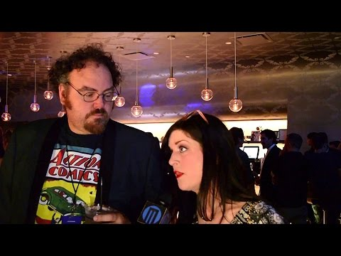Jon Schnepp and Holly Payne of Death of Superman Lives! What Happened?